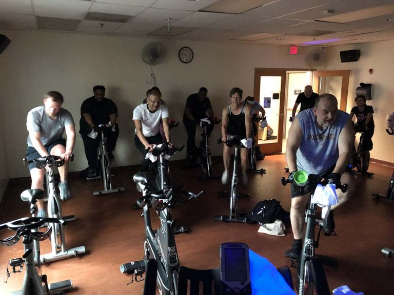 Transitions-How I became a Spin Instructor