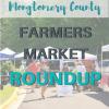 2019 MoCo Farmers Market Roundup