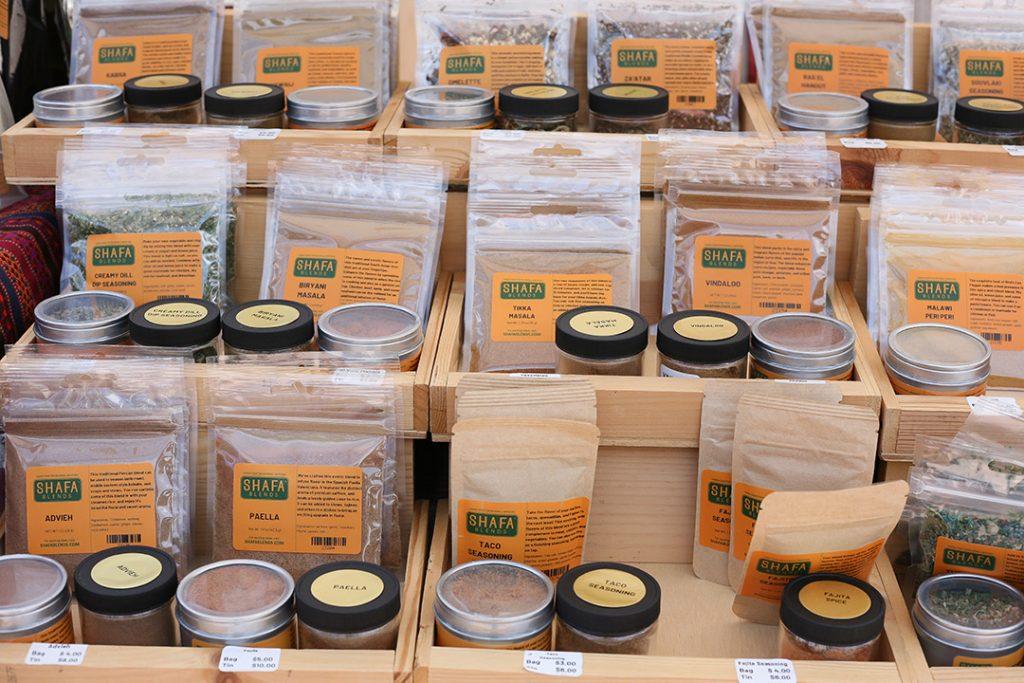 Shafa Spices