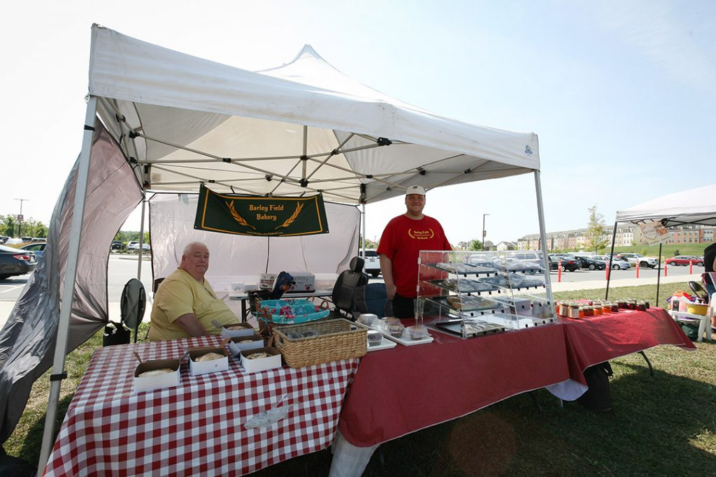 Clarksburg Farmers Market hosts