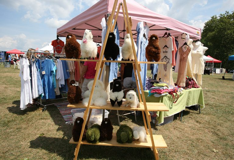 Clothing at Olney Farmers Market