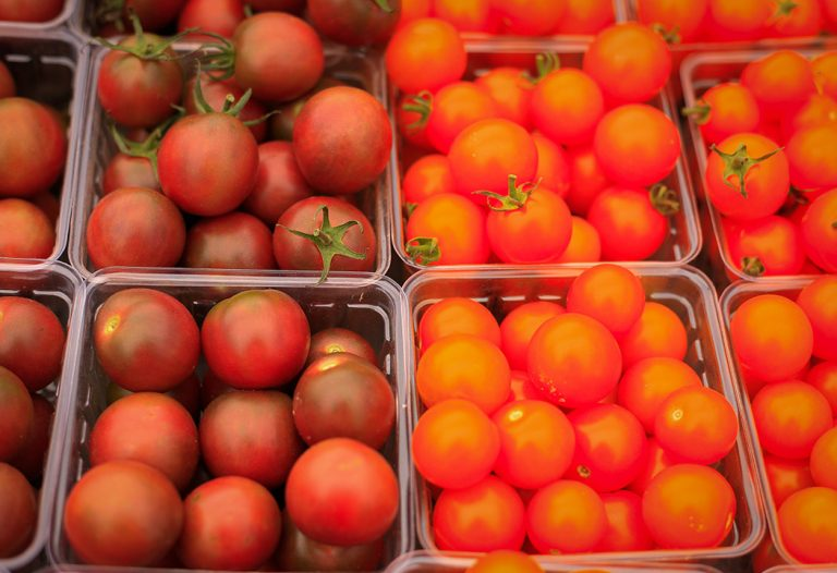 Farmers Market Cherry Tomatoes