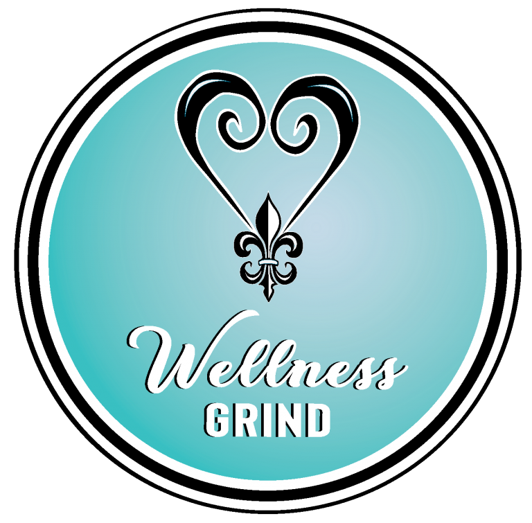 Wellness Grind full logo