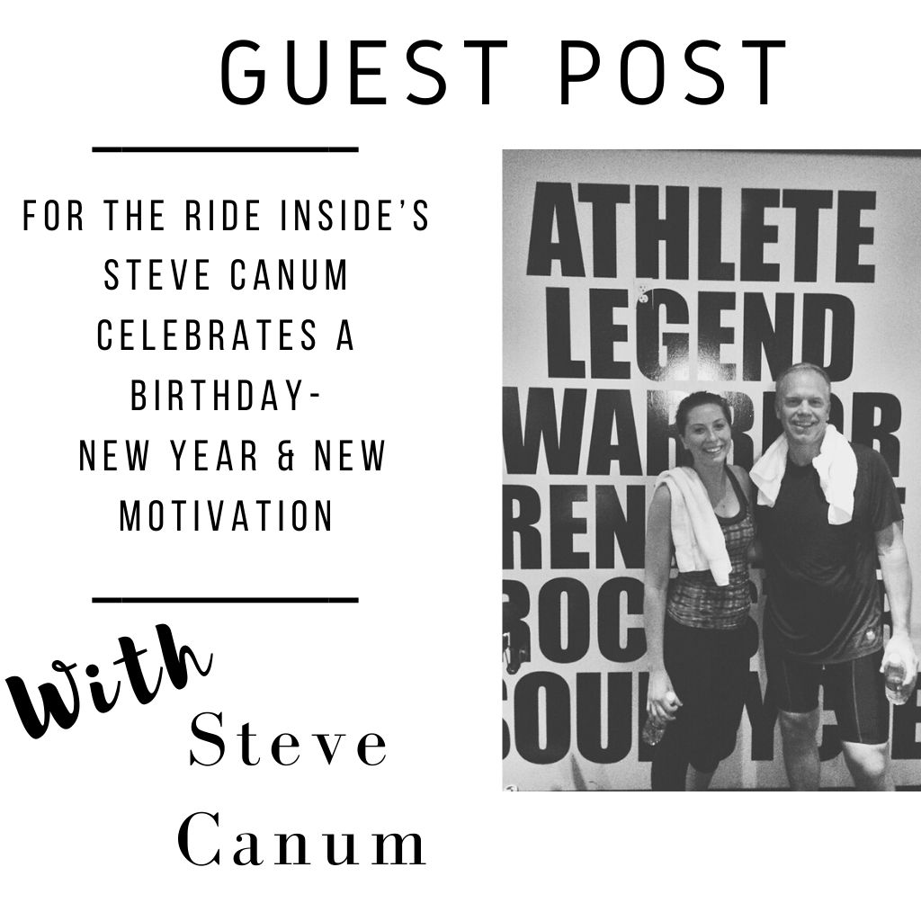 For the Ride Inside Steve Canum guest post