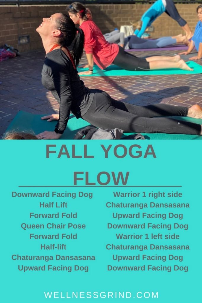 Yoga Flow Workout for Warmup