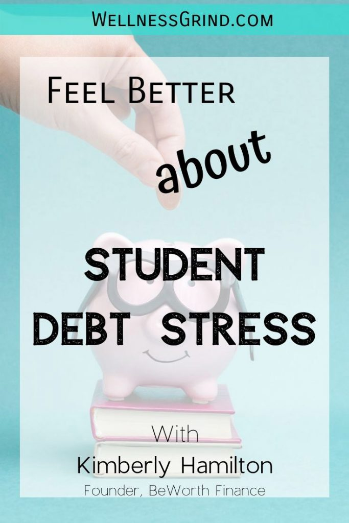 Feel better about student debt stress.