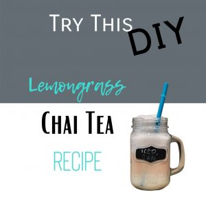 Try this DIY lemongrass chai tea recipe